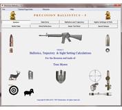 PSS001 Precision Ballistics